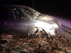 Van Accident 2013