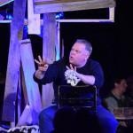 Barabas on Chair Detroit Extravaganza